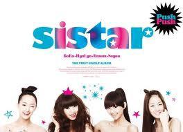 sistar korea girls band