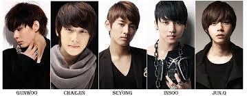 my name korean boyband