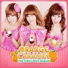 orange caramel korean girlsband