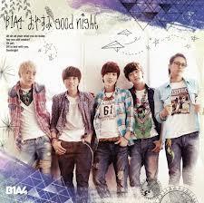B1A4 korean boy band
