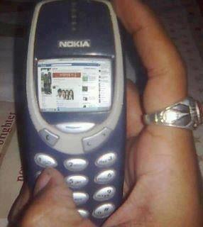 gue ga mau kalah Sama iphone Sm android,, Nokia ku dah Jadi Android tak kasih 15rb di MBOK BEREK dah beres,, jangan lupa WOWnya