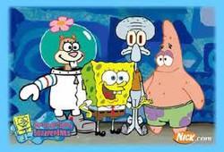 kata-kata mutiara di film spongebob