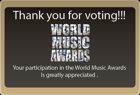 Siapa yang hari ini udah vote agnes monica di http://www.worldmusicawards.com/ kalo udah wow ya