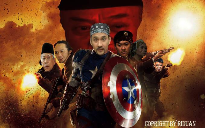 KLIK WOW UNTUK HARGAI EDITAN GW Captain Selamet Siap Untuk Kalahkan Eyang Subur