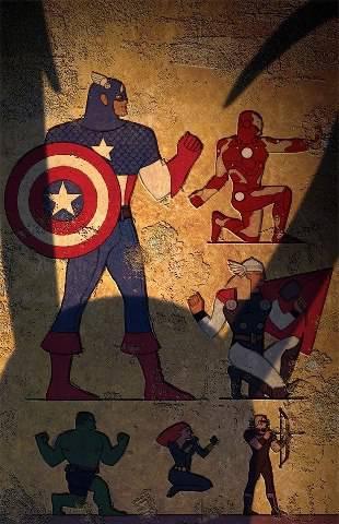 Egyptian Avengers!