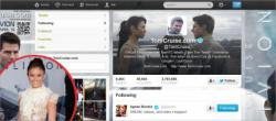 Di Follow Tom Cruise, Agnes Monica Shock!