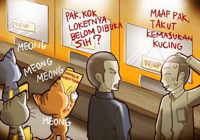 INDONESIA MASIH KAYAK LAMA WOW