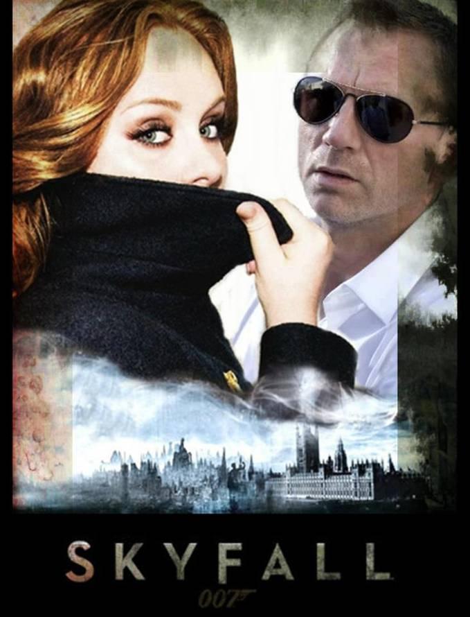 Siapa Yg suka Sama Film Ini !! :) Wow nya Ya .. :) SkyFall ., 007 James Bond :)