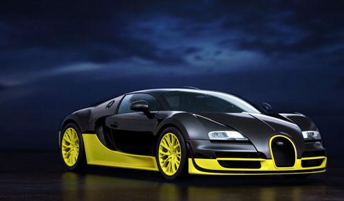 London - Kontroversi seputar mobil tercepat di dunia akhirnya jelas juga. Guinness World Records memastikan Bugatti Veyron Super Sport tetap menjadi mobil produksi tercepat di dunia. Klaim oleh mobil Hennessey Venom GT terpatahkan.