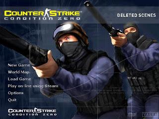COUNTER STRIKE Condition Zero - Deleted Scenes Game Counter Strike Condition Zero - Deleted Scenes ini bersetting tentang perang terhadap teroris atau pembajak, dimana sering terdengar kalimat Allahu Akbar dan Jihat setiap kali para ter