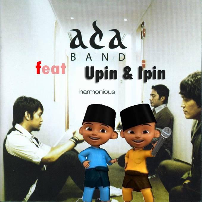 Ada Band Feat Upin & Ipin Wkwkwkwk