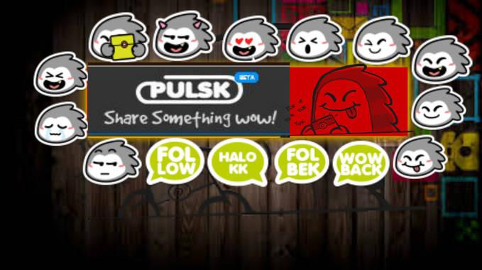 EMOTICON PULSK...[NEW]