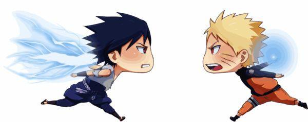 Sasuke Chibi Naruto Gambar Kartun Lucu