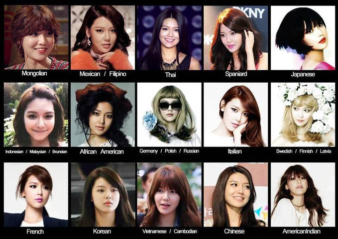 Sooyoung styles from several countries what your favorite countries in here?
