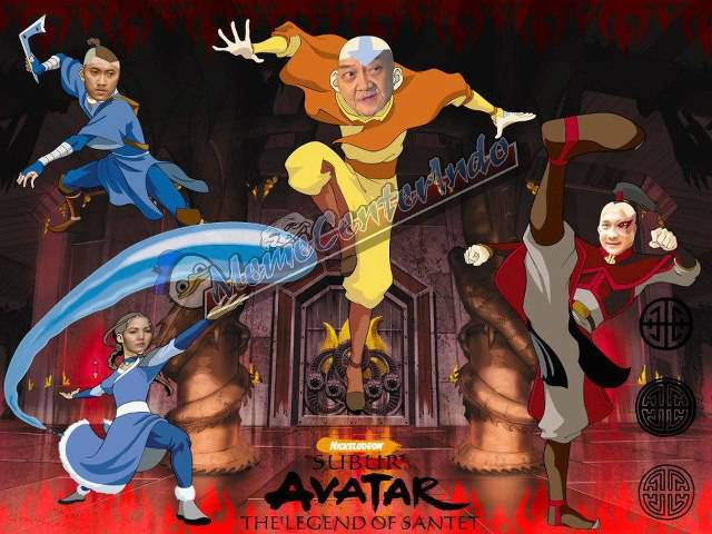 subur AVATAR the legend of santet XD