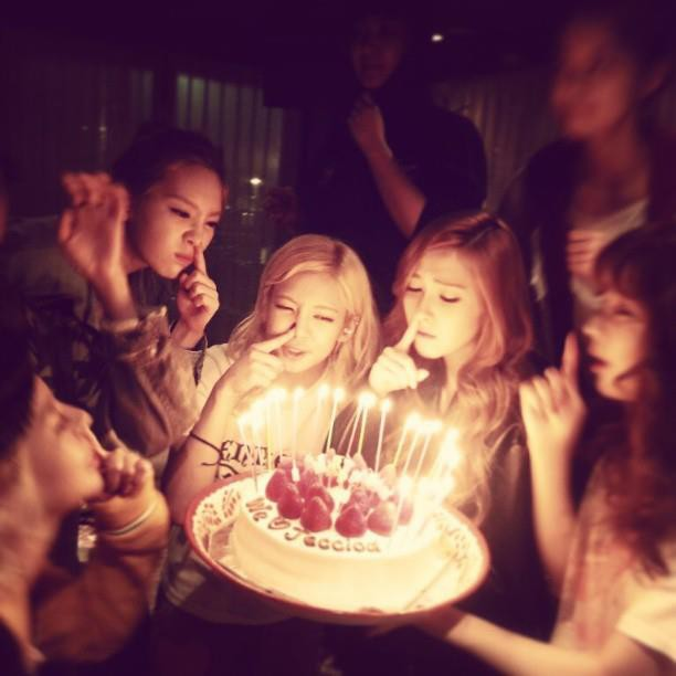 Happy birthday Jessica ^^ ? ? ? ?