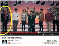 Ternyata Ada G-Dragon di Video Klip 'Gentleman' Psy