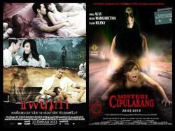 Film Horor Indonesia ngejiplak lagi...