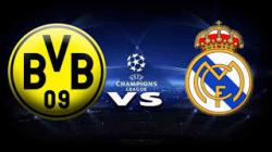 Prediksi Skor Pertandingan Borussia Dortmund vs Real Madrid Kamis, 24 April 2013