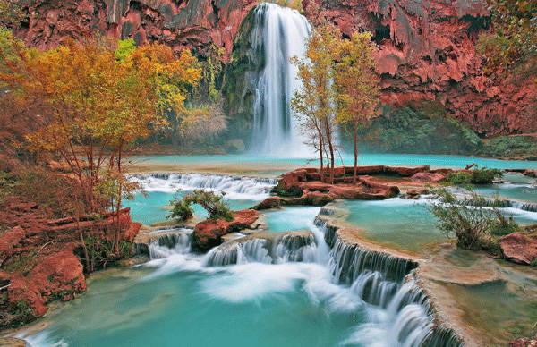 Salah satu pemandangan alam terindah didunia....