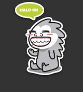 Halo... gambar lucu yg terletak di bawah kategori Pulsk.com