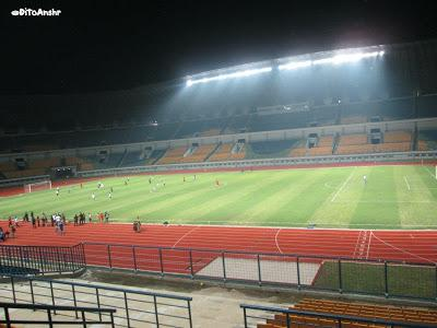 Kumpulan Gambar Stadion Gelora Bandung Lautan Api