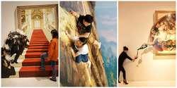 Mungkin Anda tidak terlalu tertarik pada lukisan, namun mungkin Anda adalah orang yan