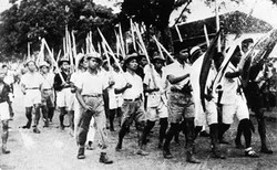 Foto-foto Perjuangan Rakyat Indonesia Pada Masa Penjajahan