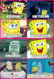 ini spongebobs menyanyi atau cerita