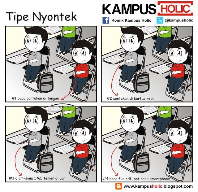 #020 Tipe Nyontek