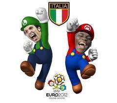 Balotelli Sekarang jdi Artis MARIO BROSS
