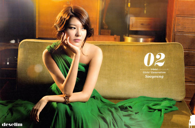 SooYoung for SooYoungster... WOW please... ^_^