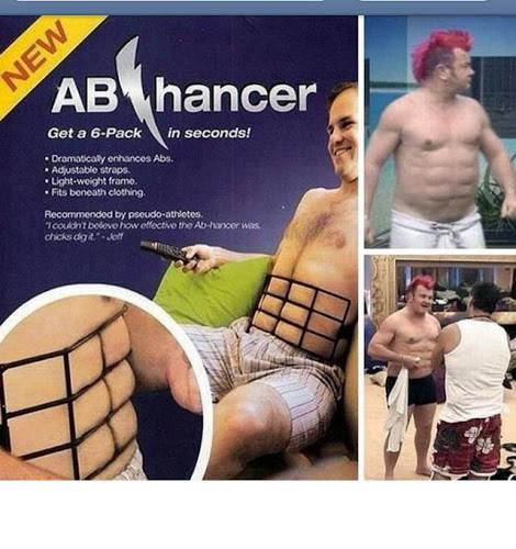 Cara cepat mendapatkan perut yang six-pack!