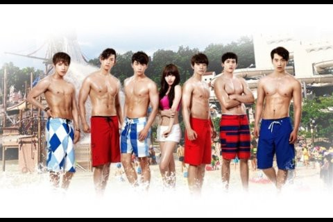 SUZY miss A with 2PM utamakan WOW :D