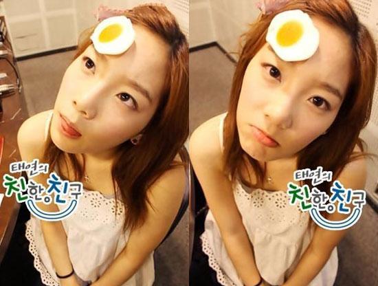Dorky Taeyeon (SNSD).. >.<