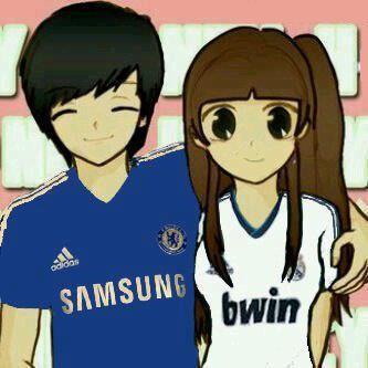 wownya ge buat pasangan ini :) :( ;) :*