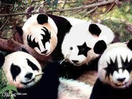 Para pendekar Kungfu Panda