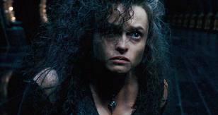 inilah sang penyihir bellatrix,dalam film harry potter penuh ekspresi,saya sangat menyukainya. yg kenal wow nya dong