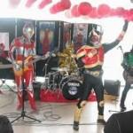 group band nya para power rangers