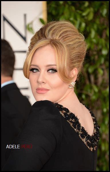 So , menurut KAlian Oke Gak Adele Di Ajang golden globe award .. :) Please comment Like and WOW .. :) :) :) :) ...
