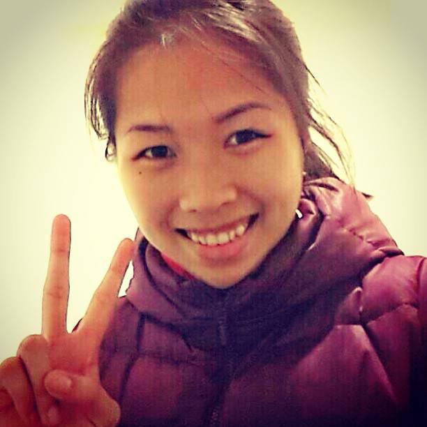 namanya Ratchanok Inthanon pemain bulutangkis dari Thailand :) peringkatnya 8 dunia !! padahal kelahiran tahun 1995 (y)