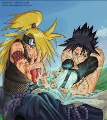 Deidara & Sasuke