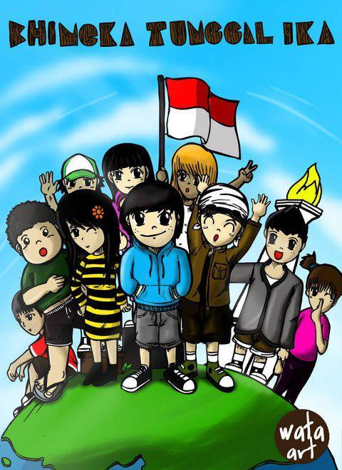 begnilah indonesia seharusnya... tidak tawuran antar pelajar, saling serang antar suku dan DLL