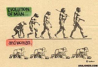 Benar gg yah Seorang Monyet Menjadi Manusia?? WOW nyah.. Mana.....!