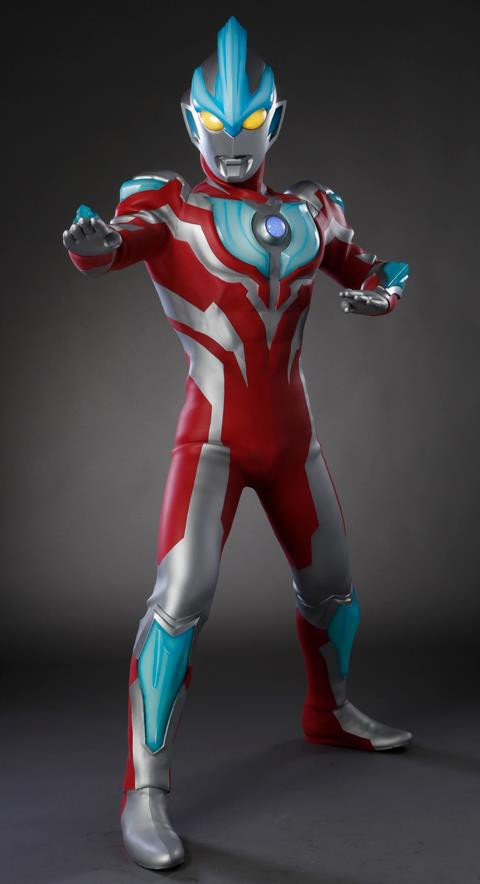 Keren Ngga Ultraman Nya ?? :D