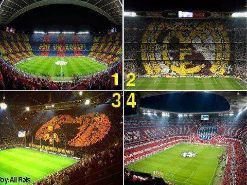 """Stadium mana favorite mu ?? Wow nya Thanks !! :"""")"""
