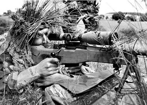Sniper Terhebat