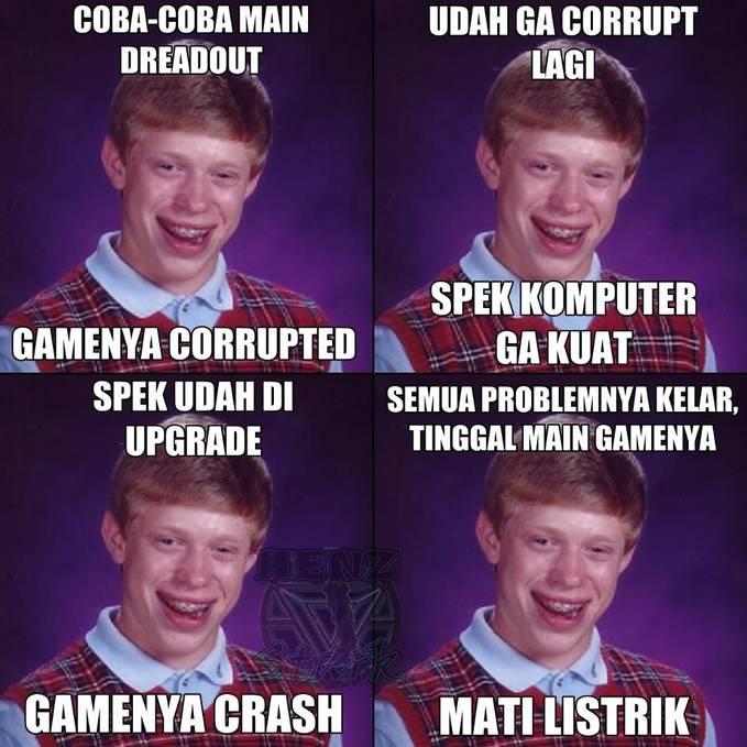LOL so bad luck (´â?½`Ê?ƪ)