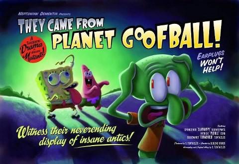 Episode terbaru Spongebob .ga tau ini benar episode terbaru atau tidak .. wow nya yaa