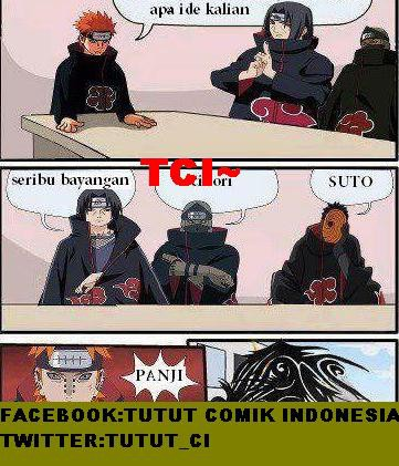 TUTUT COMIK INDONESIA